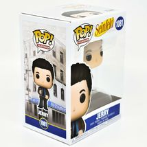 Funko Pop! Television Seinfeld Jerry Stand-Up Comedy #1081 Vinyl Action Figure image 5
