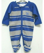 NCAA Kentucky Wildcats Blue Logo Rugby Footed Creeper by Two Feet Ahead ... - $26.99