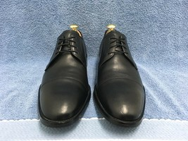 Cole Haan Lenox Hill Cap Toe Oxfords Black Leather Men's Size 12 M C1163... - $56.65