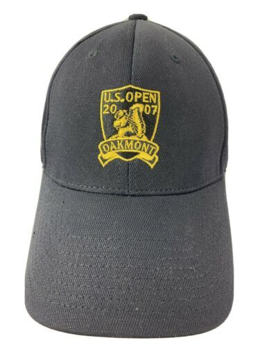 Primary image for U.S. Open 2007 Oakmont American Needle Fitted L Adult Baseball Ball Cap Hat