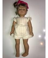 American Girl Doll 2013 blonde hair brown eyes - $93.49