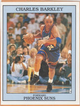 Phoenix Suns Charles Barkley Kevin Johnson 1995 Pinup Photos 8x10  - $2.99