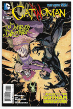 Catwoman 24 Vol 4 2013 DC Comics (VF+) Joker's Daughter - $2.50