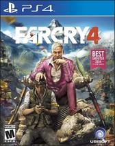 Far Cry 4 -- Limited Edition (Sony PlayStation 4, 2014) - $9.50