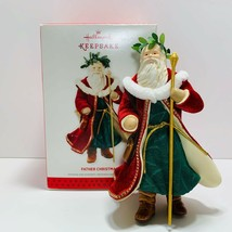 Hallmark Keepsake Ornament Father Christmas 10th in the Series 2013 - $18.70