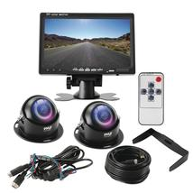 "Pyle 7"" Commercial-grade Monitor & Camera System - $108.65+"