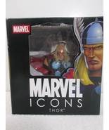 Marvel Icons Thor Bust 730/2500 Limited COA - Diamond Select 2007 - $27.09