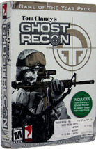 Tom Clancy's Ghost Recon: Game of the Year Pack [PC Game] - $14.99