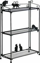 *Abeille rack three-stage cat black ADL-2055 - $39.10