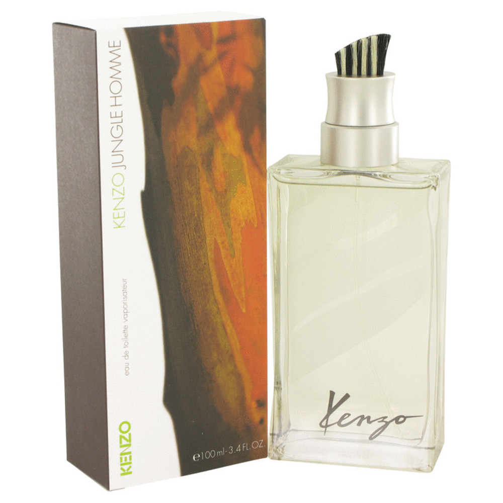 Jungle Eau De Toilette Spray 3.4 Oz For Men - $44.99