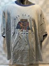 Six Flags Merchandise 2003 T-Shirt Size 2XL - $14.84