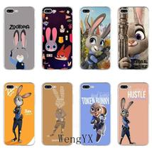 cartoon cute movie Zootopia Judy Rabbit Slim TPU Soft phone case For Hua... - $12.89