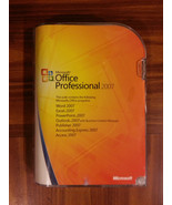 Microsoft Office Professional 2007 FULL VERSION  - $69.99