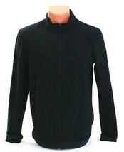Under Armour Golf Black UA Playoff Full Zip Stretch Golf Jacket Men's NWT - $64.49