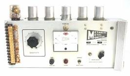 METABLOC METAL MONITOR SP-6A SOLID STATE METAL DETECTOR SP6A