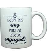 Engagement Announcement Coffee Cup - £10.89 GBP