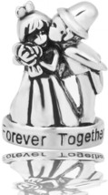 ShinyCharm Wedding Charms Bride and Groom Love Forever Together Beads Fo... - $36.87