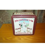 Hershey's Chocolate Collectible Tin Vintage Edition #2 1992 - $5.95