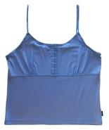 Tommy Hilfiger Size XL Girls Blue Spaghetti Strap Tank Top - $9.99