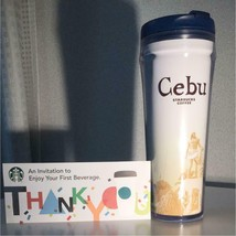 Starbuck Cebu Island Limited Starbuck Stumbler Bland New - $40.33
