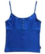 Tommy Hilfiger Size S Girls Royal Blue Spaghetti Strap Tank Top - $9.99