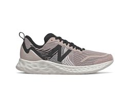 New Balance Fresh Foam Tempo Womens White Pink Black Running Shoes Size WTMPOWB - $155.99
