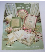 United In Love Marriage Samplers Cross Stitch - $3.00