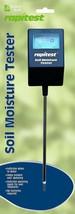 Luster Leaf Rapitest 1810 Soil Moisture Meter Tester Gardening Products  - £6.61 GBP