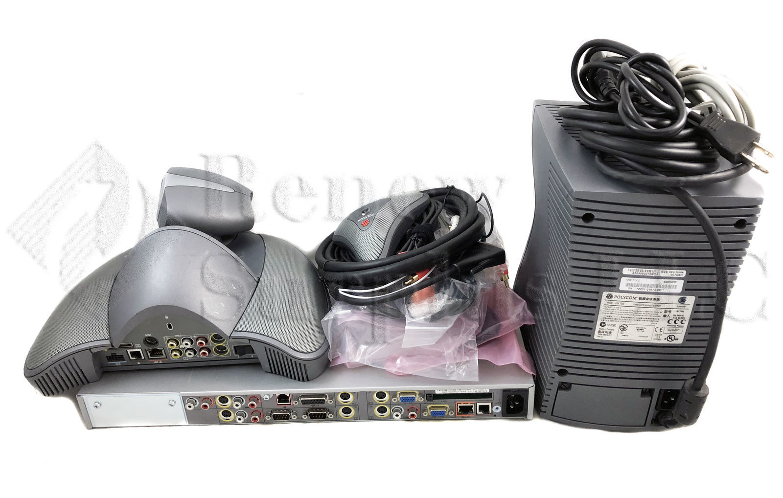 Polycom VSX 7000 Camera Module Video Conferencing System Excl PSU