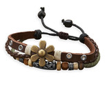 W2309zoom adjustable multistrand flower fashion bracelet thumb155 crop