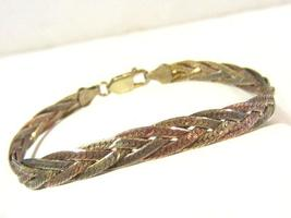 Beautiful sterling silver 925 bracelet - $22.00