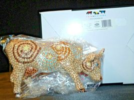 CowParade A Starry Night In Texas Item # 7255 Westland Giftware AA-191893 Vinta image 8