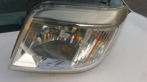 Primary image for 2008-2011 MERCURY MARINER DRIVER LEFT SIDE HALOGEN HEADLIGHT HEADLAMP NICE