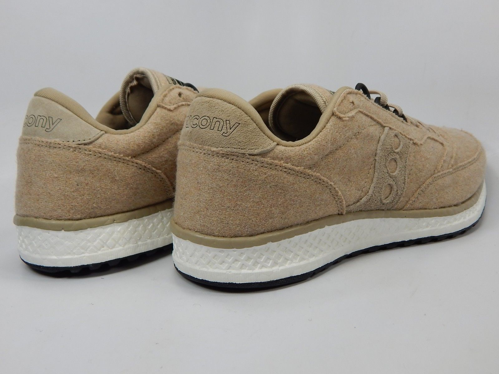 Saucony Freedom Runner Men's Running Shoes Sz US 9 M (D) EU 42.5 Tan S40005-2