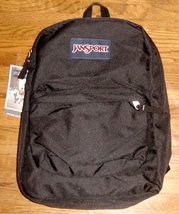 JanSport Superbreak Backpack ~ Black ~ NWT - $32.00