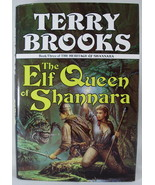 The Elf Queen of Shannara Terry Brooks Book 3 Heritage of Shannara 1st 1992 - $5.93
