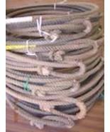 Used Larriet Team Roping Rope Lasso Western Decor Cowboy - $12.00