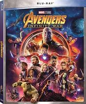 Marvel Studios Avengers: Infinity War (Blu-ray, 2018) New