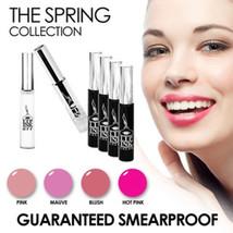 LIP INK  Smearproof Liquid Lip Kits - Spring Collection - $129.69