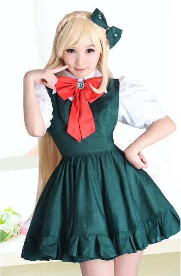 New Super Danganronpa Dangan-Ronpa Sonia Nevermind Dress ...