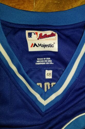 Majestic Replica Chicago Cubs MLB Jersey   Size48 New No Tags