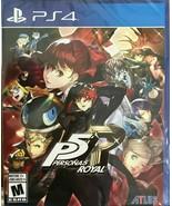 Persona 5 Royal Standard Edition - PlayStation 4 - $69.25