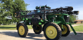 2012 JOHN DEERE 4730 For Sale In Blue Mound, Kansas 66010 image 2