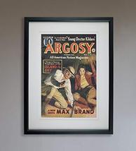 Argosy Pulp Magazine Covers Young Doctor Kildare - Art Print - Various & Custom - $25.00
