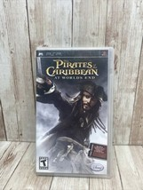 Pirates of the Caribbean: At World's End  (Sony PSP, 2007) Complete and ... - $4.90