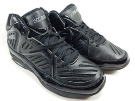 And1 Challenger Men's Basketball Sneakers Shoes Size US 9.5 M (D) EU 43.5 Black
