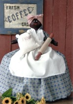 #950 Toaster cover cloth doll PATTERN by Bonnie B Buttons - Hide your to... - $6.00