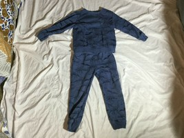 H & M Toddler Boys Size 4 Sweat Pants & Sweatshirt Outfit 2 Pc Set - $13.00