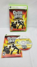 Guitar Hero World Tour (Microsoft Xbox 360) 2008 Complete Tested Working - $4.85