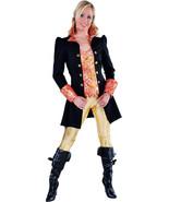 "Deluxe Ladies ""Adam Ant ""  Prince Charming Jacket , sizes 6-22 - $49.87+"